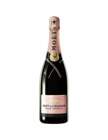 MOET & CHANDON Rose Imperial, Franta, 0.75L, 12% ABV