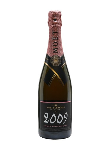 MOET & CHANDON Rose Vintage 2009, Franta, 0.75L, 12.5% ABV