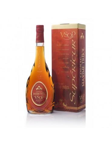 MAXIME TRIJOL Superieur, VSOP, Grande Champagne, 0.7L, 40% ABV