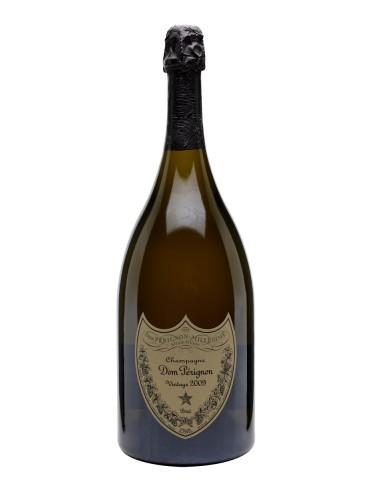 DOM PERIGNON Blanc Brut, Franta, 1.5L, 12.5% ABV