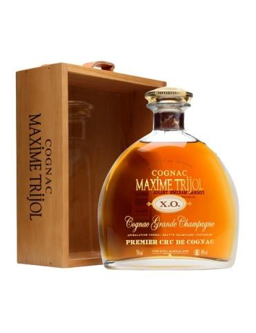 MAXIME TRIJOL Cognac, XO, Grande Champagne, 0.7L, 40% ABV