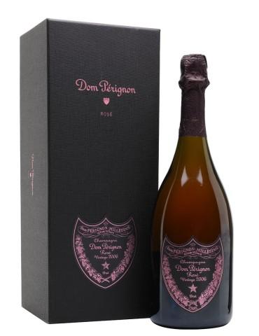DOM PERIGNON Rose Brut Gift Box, Franta, 0.75L, 12.5% ABV
