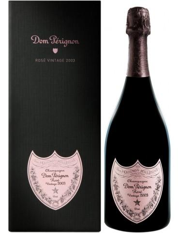 DOM PERIGNON Rose Brut Vintage 2003 Gift Box, Franta, 6L, 12.5% ABV
