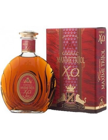 MAXIME TRIJOL Cognac, XO, Blended, 0.7L, 40% ABV