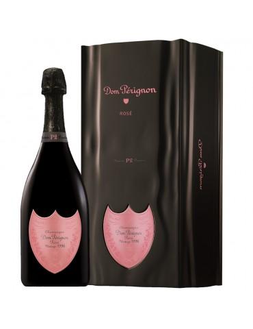 DOM PERIGNON Rose Vintage 1996 Gift Box, Franta, 0.75L, 12.5% ABV