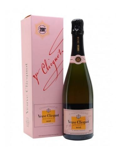 VEUVE CLICQUOT Rose Gift Box, Franta, 0.75L, 12.5% ABV