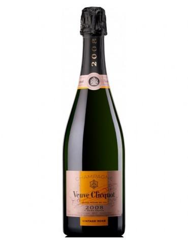 VEUVE CLICQUOT Rose Vintage 2008, Franta, 0.75L, 12% ABV