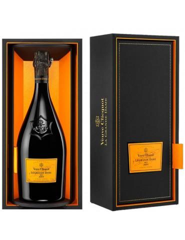 VEUVE CLICQUOT Grande Dame Gift Box, Franta, 0.75L, 12.5% ABV