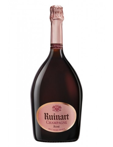 RUINART Rose, Franta, 1.5L, 12.5% ABV