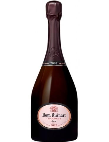 DOM RUINART Rose 2002, Franta, 1.5L, 12.5% ABV