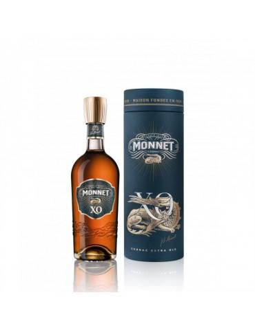 MONNET Cognac, XO, Blended, 0.7L, 40% ABV