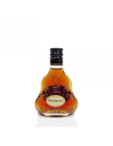 HENNESSY Cognac Miniatura, XO, Blended, 0.05L, 40% ABV