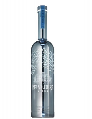BELVEDERE Neon Bespoke, Polonia, 1.75L, 40% ABV