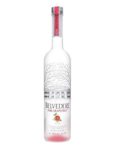 BELVEDERE Pink Grapefruit, Polonia, 0.7L, 40% ABV