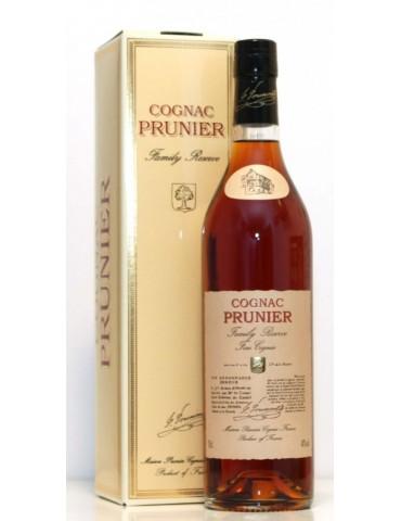 PRUNIER Family Reserve, XO, Blended, 0.7L, 40% ABV