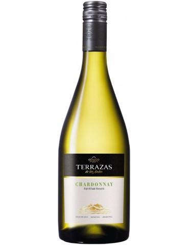 Terrazas de los Andes Chardonnay, Argentina, Alb, Sec, 0.75L, 14% ABV