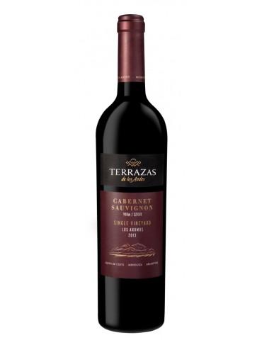 Terrazas de los Andes Single Vineyard Carbernet Sauvignon, Argentina, Rosu, Sec, 0.75L, 14.9% ABV