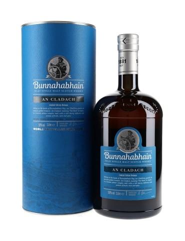 BUNNAHABHAIN An Cladach, Single Malt, Scotia, 1L, 50% ABV