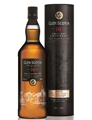 GLEN Scotia 16 ANI, Single Malt, Scotia, 1L, 46% ABV