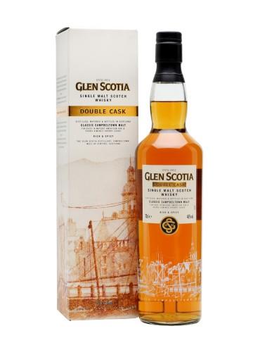 GLEN Scotia Double Cask, Single Malt, Scotia, 0.7L, 46% ABV