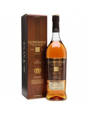 GLENMORANGIE Legends The TAYNE, Single Malt, Scotia, 1L, 43% ABV