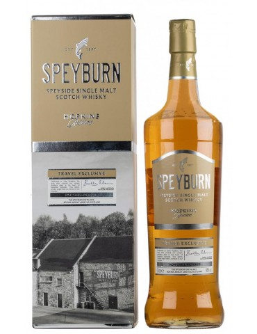 SPEYBURN Hopkins Reserve, Single Malt, Scotia, 1L, 46% ABV