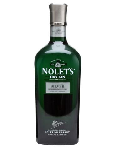 NOLET'S Silver Dry Gin, Olanda, 0.7L, 47.6% ABV