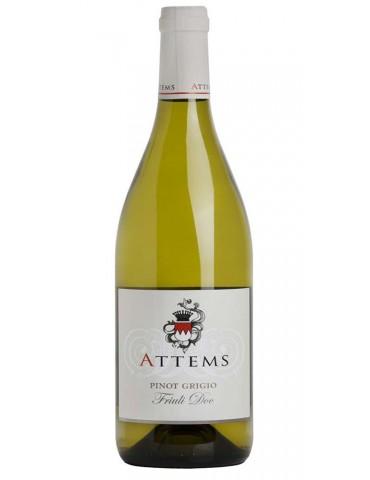 FRESCOBALDI Attems Pinot Grigio Friuli Doc, Italia, Alb, Sec, 0.75L, 12.5% ABV