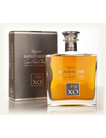RAGNAUD SABOURIN Carafe, XO, Grande Champagne, 0.7L, 40% ABV