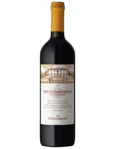 FRESCOBALDI Tenuta Castiglioni Toscana IGT, Italia, Rosu, Sec, 0.75L, 13% ABV