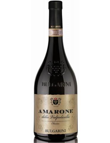 BULGARINI Amarone Della Valpolicella DOCG, Italia, Rosu, Sec, 0.75L, 15% ABV