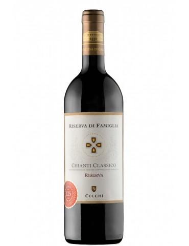 CECCHI Chianti Classico Riserva di Famiglia DOCG, Italia, Rosu, Sec, 0.75L, 13.5% ABV