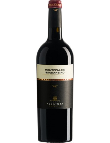 CECCHI Tenuta Alzatura Montefalco Sagrantino DOCG 2010, Italia, Rosu, Sec, 0.75L, 14.5% ABV