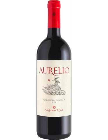 CECCHI Aurelio Val Delle Rose Maremma Toscana DOC, Italia, Rosu, Sec, 0.75L, 14.5% ABV