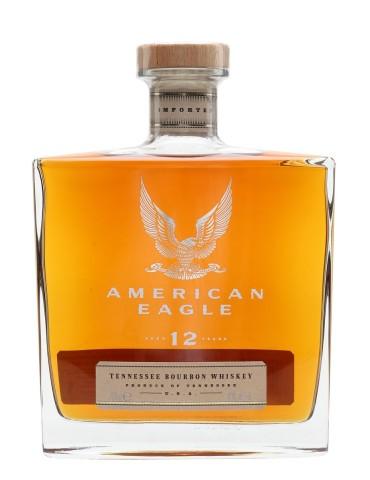 AMERICAN EAGLE 12YO, S.U.A, 0.7L, 43% ABV