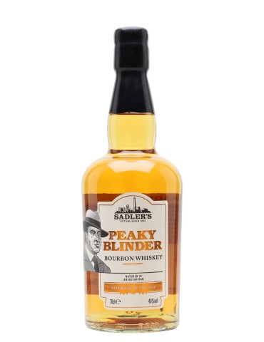 PEAKY BLINDER Bourbon, S.U.A, 0.7L, 40% ABV