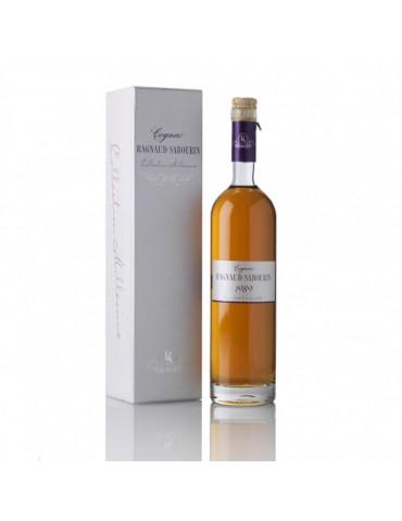 RAGNAUD SABOURIN Millesime 1989, Grande Champagne, 0.7L, 41% ABV