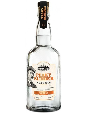 PEAKY BLINDER Spiced Dry Gin, Anglia, 0.7L, 40% ABV