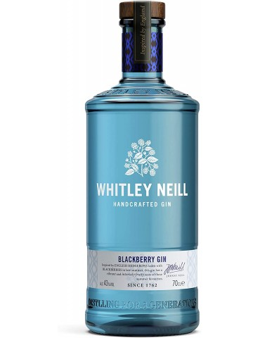 WHITLEY NEILL Blackberry, Anglia, 0.7L, 43% ABV