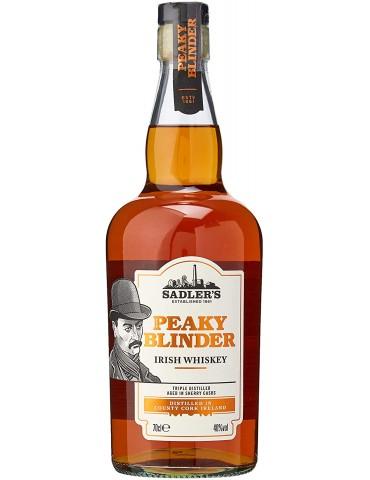 PEAKY BLINDER Whiskey, Blended, Irlanda, 0.7L, 40% ABV