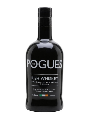 The Pogues Whisky, Blended, Irlanda, 0.7L, 40% ABV