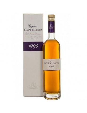 RAGNAUD SABOURIN Millesime 1990, Grande Champagne, 0.7L, 41% ABV