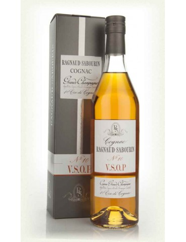 RAGNAUD Sabourin Cognac, VSOP, Grande Champagne, 0.7L, 41% ABV