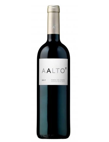 AALTO 2017, Spania, Rosu, Sec, 0.75L, 14% ABV
