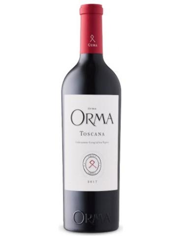 ORMA 2017, Italia, Rosu, Sec, 0.75L, 14% ABV
