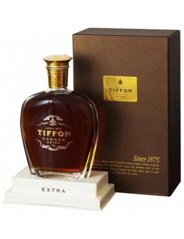 TIFFON Cognac, Extra, Blended, 0.7L, 40% ABV