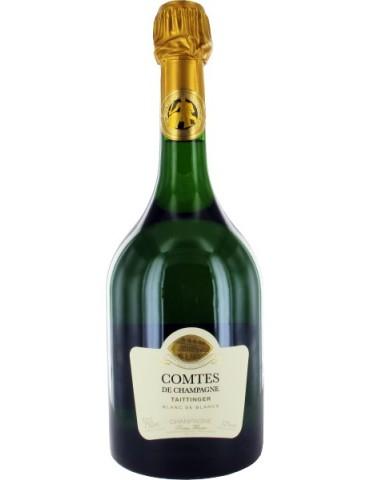 TAITTINGER Comtes de Champagne Blanc de Blanc, Franta, 0.75L, 12% ABV
