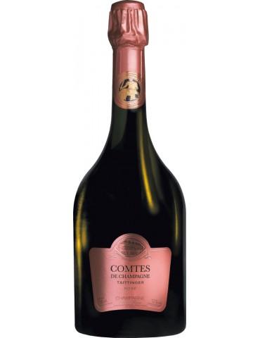 TAITTINGER Comtes de Champagne Rose, Franta, 0.75L, 12% ABV