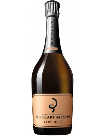 BILLECART-SALMON Brut Rose, Franta, 0.75L, 12% ABV