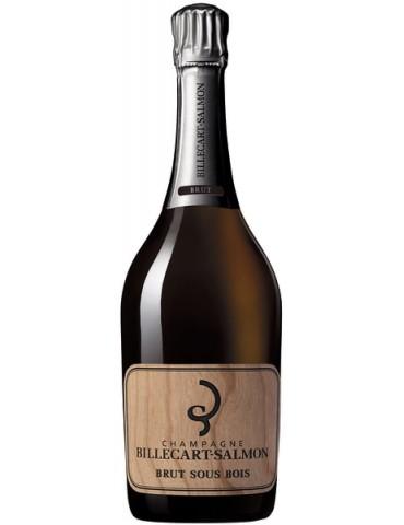 BILLECART-SALMON Brut Sous Bois, Franta, 0.75L, 12% ABV